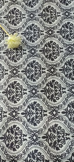Transfer Printed Taffeta Fabric for Garment Fabric