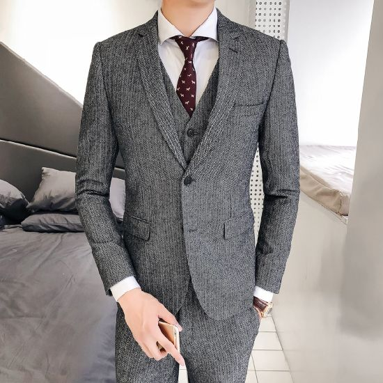 2020 Fashion Dress Apparel Casual Suit Dress Mens Jacket Suit China Men Suit And Man Suit Price Made In China Com