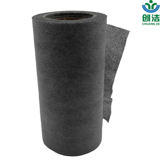 Nonwowen Activated Carbon Cloth for Air Filter