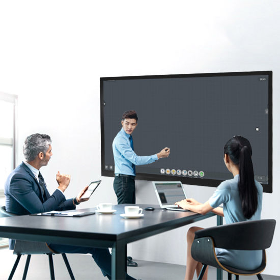 65 Inch All-in-One Multi-Touch Smart Interactive Whiteboard Interactive Whiteboard