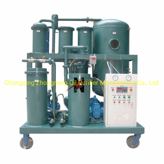 Compressor Oil Dewatering Machine with High Vacuum