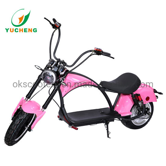 3000W Electric Motorcycle 2 Wheel Citycoco Scooter Adult Electric Scooter