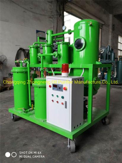 Vacuum Hydraulic Oil Purifier Machine for Gear Oil