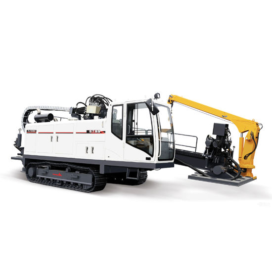 F5+XCMG HDD 68ton Xz680 Underground Horizontal Directional Drill 680kn Drilling Machine