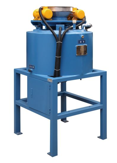 High Field Strength Dry Powder Electromagnetic Separator for Gypsum Powder