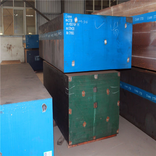 Plastic Injection Mould Steel Die Block P20+Ni 718 2738