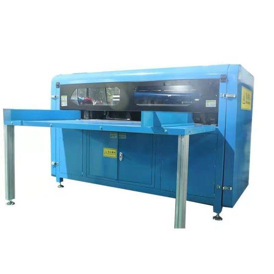 EPE Horizontal and Vertical CNC Foam Cutting Slitting Machine