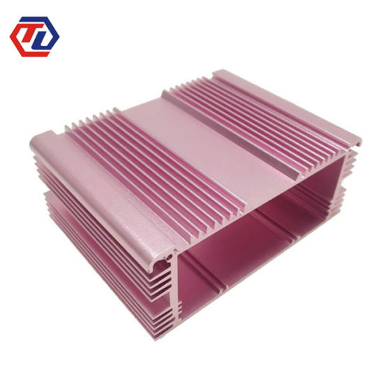 Anodized Popular Aluminum Enclosures for PCB Boxes