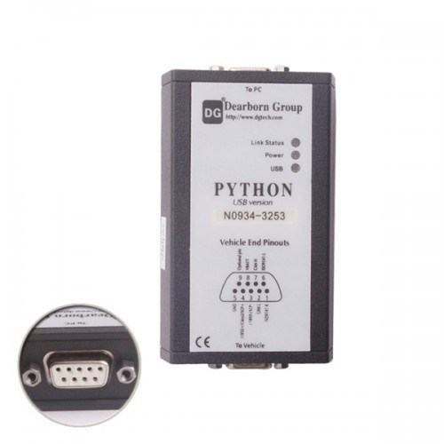 Python Nissan Diesel Special Diagnostic Tool pictures & photos