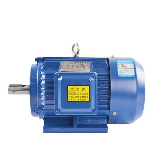 3kw 4kw 380V 50Hz 1500rpm Three Phase Asynchronous Motor with High Quality Copper