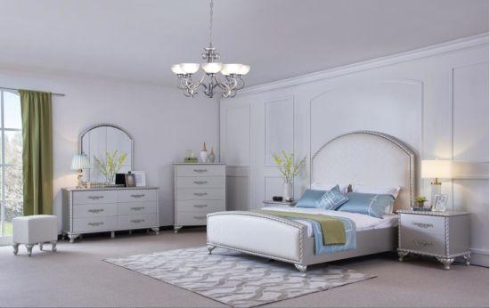 China King Size Bedroom Furniture Set, Best Quality Bedroom Furniture