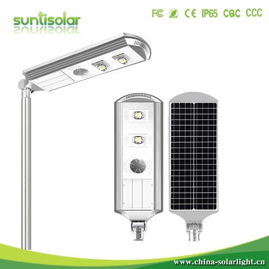 Outdoor Garden Solar SMD COB LED Street Light /LED Road Lamp with 30W/40W/50W/60W/90W