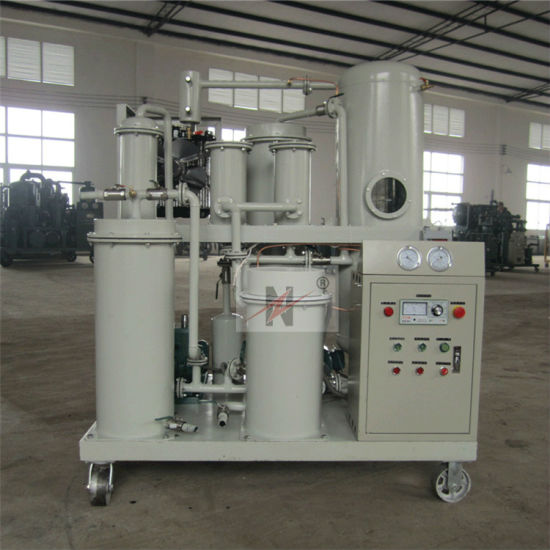 Tya Open Type High Vacuum Hydraulic Oil Purification Machine