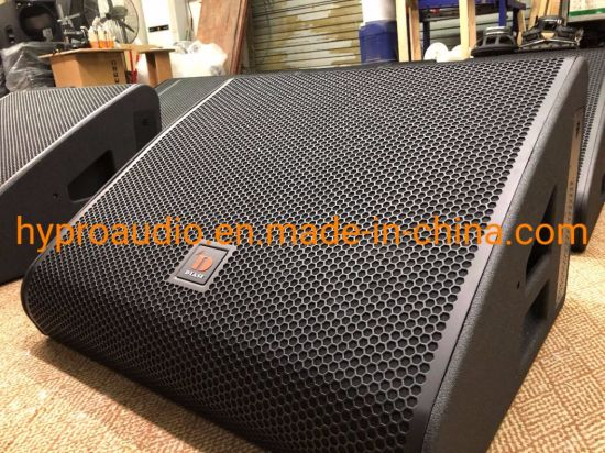China Dual 12 Inch Stage Monitor Vtx M22 Professional Line Array Speaker