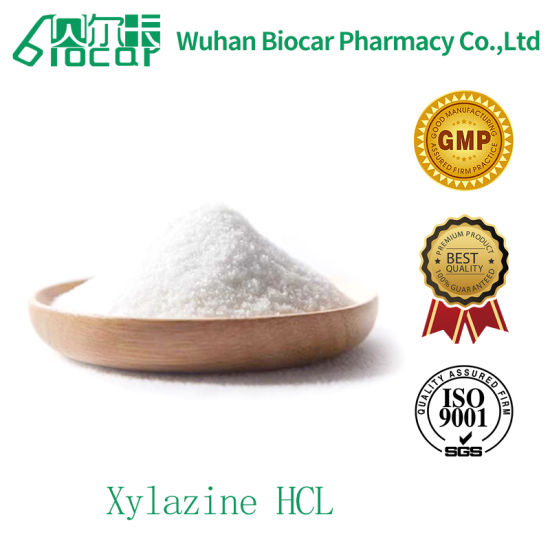 Pharmaceutical Intermediates Xylazine Hydrochloride CAS 23076-35-9