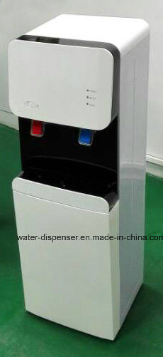 Bottled Water Dispenser with Safety Lock on Hot Water Special Painting Color pictures & photos