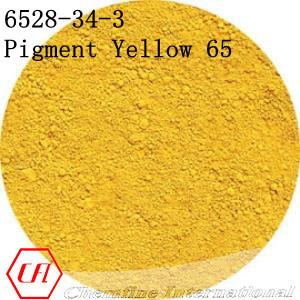 Pigment & Dyestuff [6528-34-3] Pigment Yellow 65