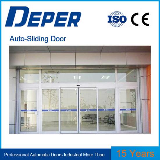 China Deper Automatic Sliding Door China Auto Door Automatic Door