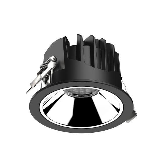 Aluminum High Bright Office Ceiling Recessed New LED Downlight COB