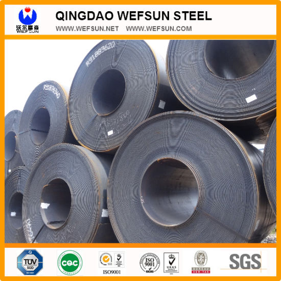 Q195-Q235 Hot Rolled Steel Coil pictures & photos