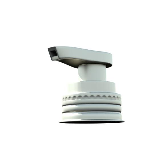 Liquid PP 32/410 Lotion Pump for Hand Sanitizer Shampoo Bottles (BB-003)