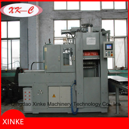 Automatic Sand Mold Making Machine in Foundry pictures & photos
