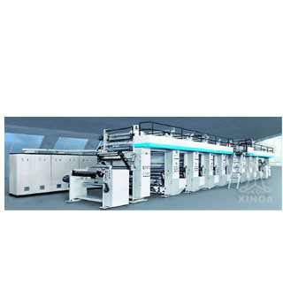 Rotogravure Printing Machine with Max. Printing Speed of 200m/Min pictures & photos