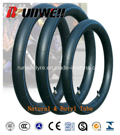 Super Quality Motorcycle Inner Tubes 2.25-17 2.50-17 2.50X18 pictures & photos