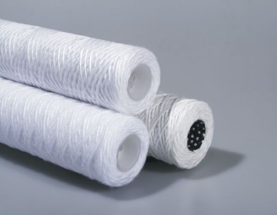 High Flow Rates and High Dirt Loading Filter Cartridge