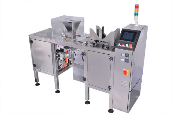 Vegetarian Meal Retort Pouch Packaging Machine pictures & photos