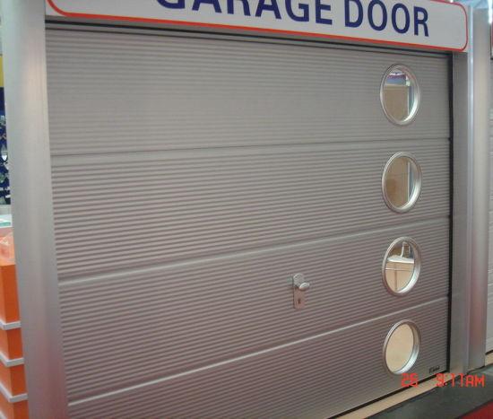 Ce Approved Electrical Overhead Garage Door/ Sectional Automatic Garage Door