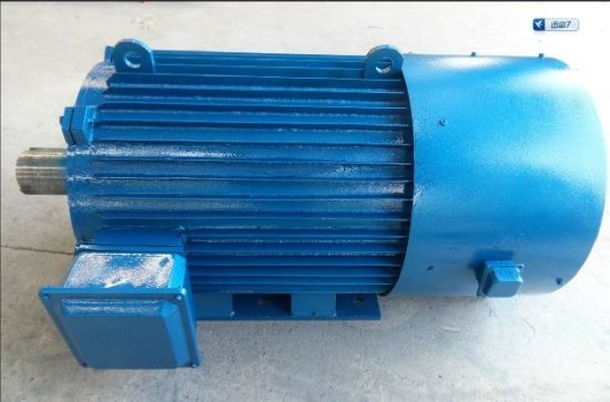 5kw with 1500rpm Horizontal Permanent Magnet Generator/Wind Generator pictures & photos