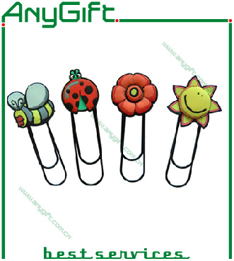 PVC Bookmark with Customized Logo and Color (LAG-PBM-03) pictures & photos
