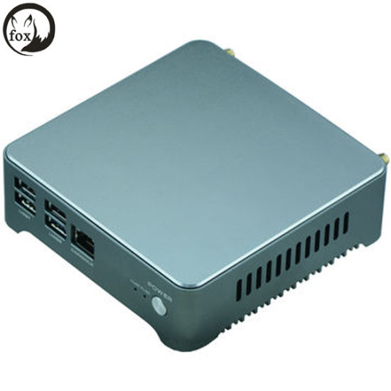 Intel Nuc 2 Ethernet Nano Itx Thin Client Mini Computer 1080P Supports  Wi-Fi and 3G