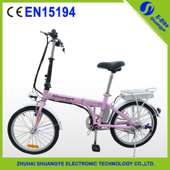 China Wholesale 20 Inch Aluminium Frame Folding City Bike A2-F20