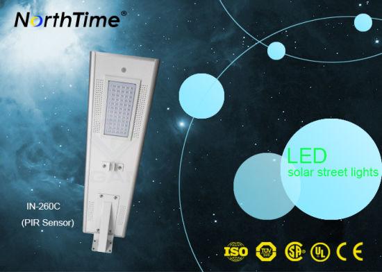 china 6 120 watt phone app control solar powered outdoor lighting