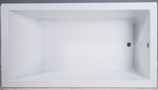 America Drop In 60X36 In Acrylic Spectra Soaker Tub Made In China