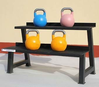 Excellent Horizontal Kettlebell Rack (SA48) pictures & photos