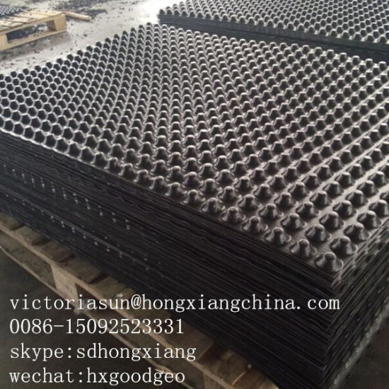 Dimple Geomembrane with Studs pictures & photos