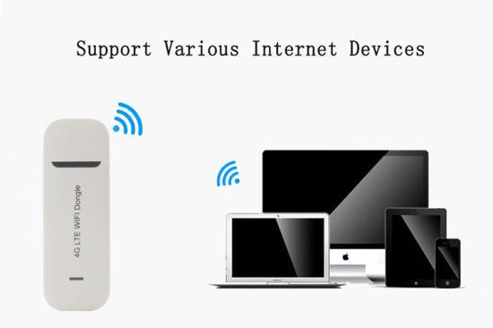 Customized Sunhans High Speed 15Mbps 2g 3G 4G LTE FDD Portable Mini WiFi Router