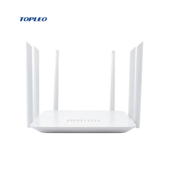Portable Mesh 6 Antenna 2.4G 5g Dual Band WiFi Modem VPN Network Router 3G 4G LTE Wireless Routers with SIM Card Slot