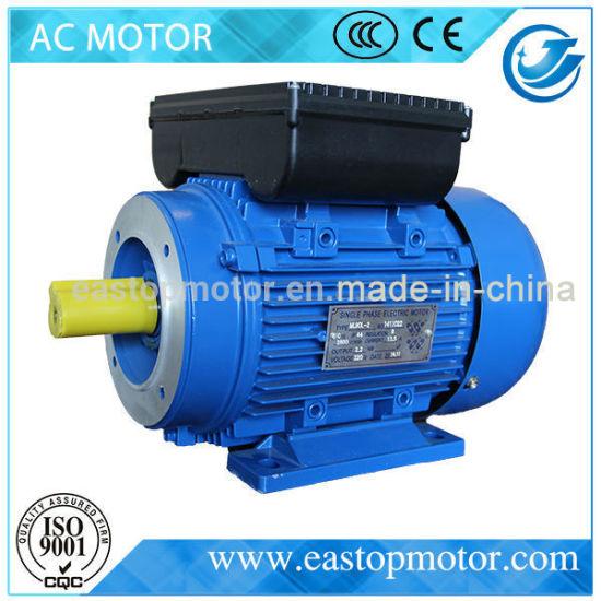 Ml Machine Motors for Fan with Aluminum-Bar Rotor