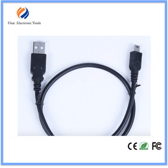 Mini USB Cable USB2.0 Charger Cable 3m
