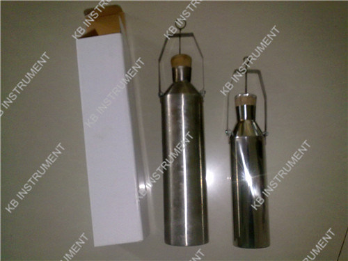 St. Steel Mouth Collectiong Type Sampling Bottles 500cc pictures & photos