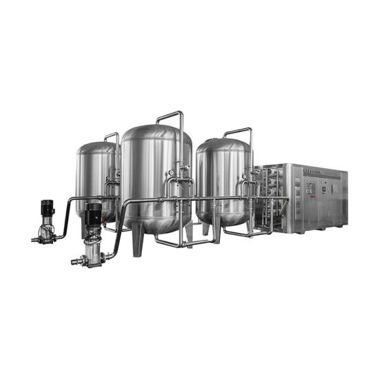 High Quality Water Distillation Plant