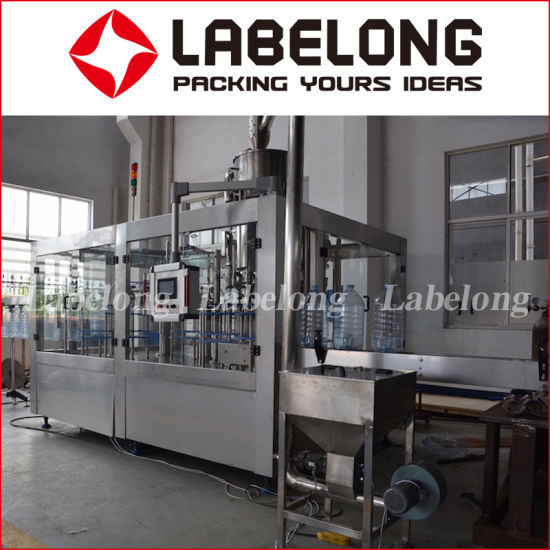 5L Big Bottle Water Bottling Machines with Ce