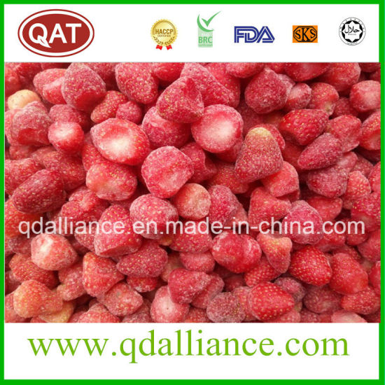 IQF Sweet Charlie Variety Strawberry with Good Price and Quality pictures & photos