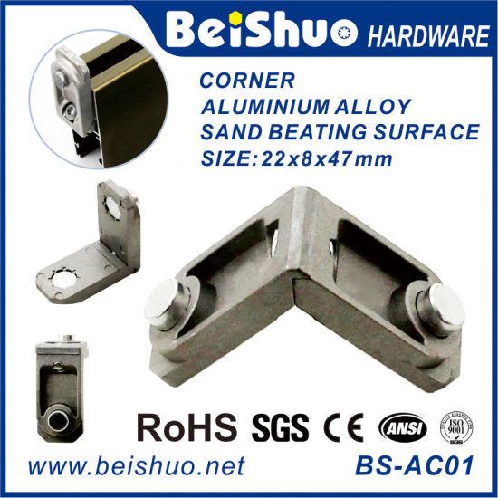 Aluminum Profile Corner Joint / Angle Bracket