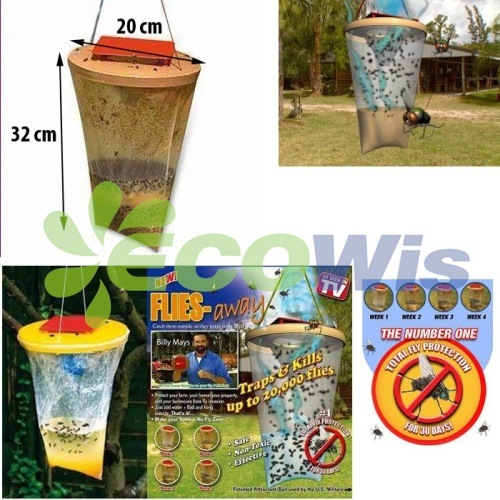 China Manufacturer Fly Catcher Insect Bug Killer