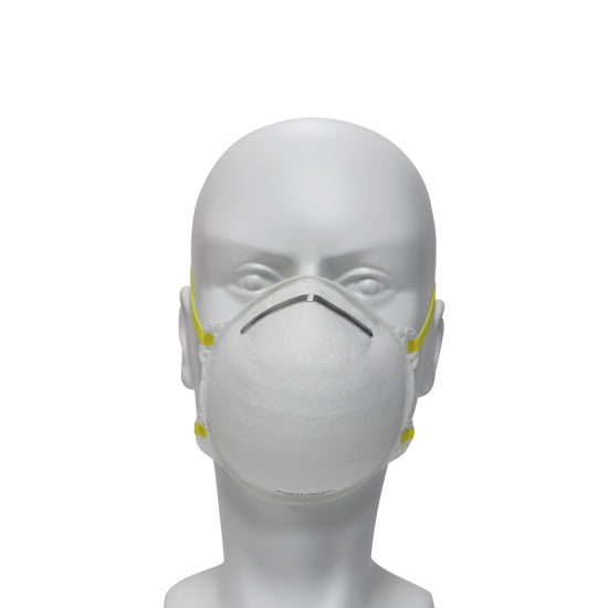Best Quality Disposable Flat -Fold Dustproof Meltblown Cup KN95 Mask